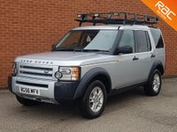 2006 LAND ROVER DISCOVERY 2.7 3 TDV6 GS 5d 188 BHP 7 SEATS £7495.00