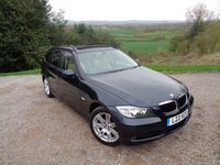 2005 BMW 3 SERIES 2.0 320I SE 5d 148 BHP £3285.00