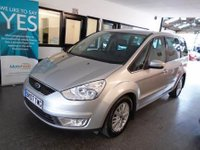 2007 FORD GALAXY 2.0 GHIA TDCI 5d 143 BHP £SOLD