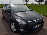 2009 HYUNDAI I30 1.6 COMFORT CRDI 5d AUTO 114 BHP £3795.00