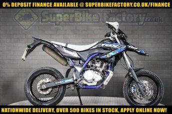 2016 YAMAHA WR125 X  £3491.00