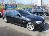 USED 2011 BMW 3 SERIES 2.0 318D ES TOURING 5d 141 BHP VERY CLEAN EXAMPLE !!
