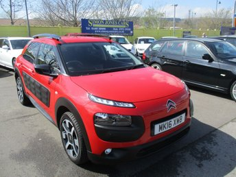 View our CITROEN C4 CACTUS