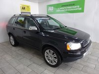 USED 2012 61 VOLVO XC90 2.4 D5 EXECUTIVE AWD 5d AUTO 200 BHP