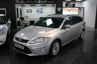 2014 FORD MONDEO 1.6 ZETEC BUSINESS EDITION TDCI 5d 114 BHP £7999.00