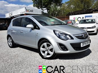View our 2014 14 VAUXHALL CORSA 1.2 SXI AC 5d 83 BHP