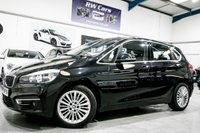 USED 2015 15 BMW 2 SERIES 2.0 218D LUXURY ACTIVE TOURER 5d 148 BHP