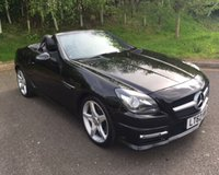 2012 MERCEDES-BENZ SLK 2.1 SLK250 CDI BLUEEFFICIENCY AMG SPORT 2d AUTO 204 BHP £12990.00