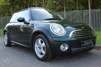 2010 MINI HATCH COOPER 1.6 COOPER 3d 122 BHP £5000.00