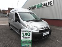 2014 CITROEN DISPATCH 2.0 1200 L2H2 HDI 1 OWNER FSH VERY CLEAN LIGHT USE LOW MILES £9495.00