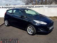 USED 2013 13 FORD FIESTA ZETEC 1.5 TDCI 3 DOOR