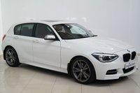 2012 BMW 1 SERIES 3.0 M135I 5d 316 BHP £14850.00