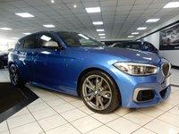 USED 2015 15 BMW 1 SERIES 3.0 M135I AUTO 322 BHP PRO NAV LED HEADLIGHT DR OWNED