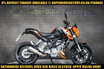 2016 KTM DUKE 125cc  £2791.00