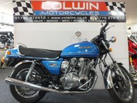 USED 1979 E SUZUKI GS 850 SUZUKI GS850 849cc  EXCELLENT CONDITION, LOW MILES