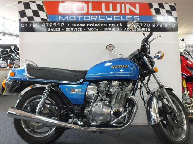 View our SUZUKI GS 850