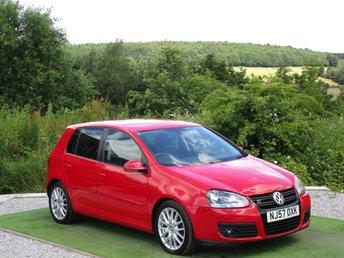 2007 VOLKSWAGEN GOLF 1.4 GT SPORT TSI DSG 5d AUTO 140 BHP £4800.00