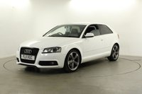 2011 AUDI A3 2.0 TDI S LINE SPECIAL EDITION 3d 138 BHP £SOLD