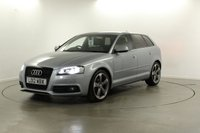 2012 AUDI A3 2.0 SPORTBACK TDI S LINE SPECIAL EDITION 5d 138 BHP £9000.00