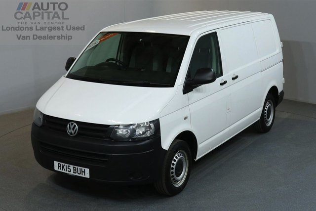 2015 15 VOLKSWAGEN TRANSPORTER 2.0 T28 STARTLINE 102 BHP SWB ONE OWNER FROM NEW, FULL SERVICE HISTORY