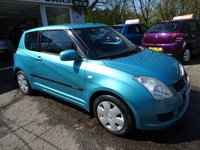 USED 2009 59 SUZUKI SWIFT 1.3 GL 3d 91 BHP Comprehensive Service History + Just Serviced by ourselves, MOT until March 2019