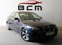 2007 BMW 5 SERIES 2.0 520D SE 4d AUTO 161 BHP £4485.00