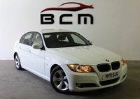 2011 BMW 3 SERIES 2.0 320D EFFICIENTDYNAMICS 4d 161 BHP £6985.00