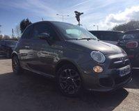 2014 FIAT 500 1.2 S 3d 69 BHP £6489.00