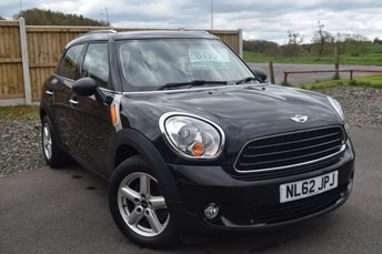2012 MINI COUNTRYMAN 1.6 ONE 5d 98 BHP £8495.00