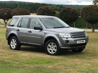 2011 LAND ROVER FREELANDER 2.2 TD4 GS 5d 150 BHP £9990.00