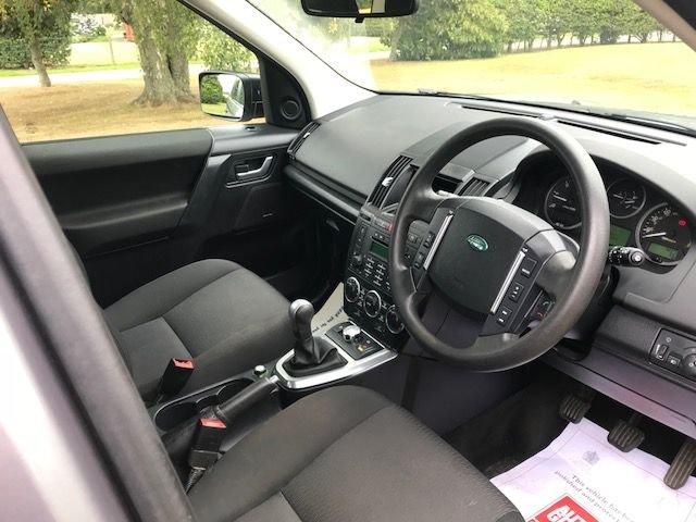 2011 Land Rover Freelander Td4 GS £9,990