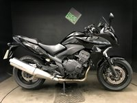 USED 2012 12 HONDA CBF 1000 FA-B. ABS. NEW SHAPE. 2012. FSH. 20K. H GRIPS. BUNGS