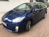 2009 TOYOTA PRIUS 1.8 T SPIRIT VVT-I 5d AUTO 99 BHP £SOLD