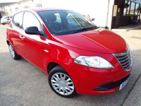 USED 2013 13 CHRYSLER YPSILON 1.2 S 5d 69 BHP