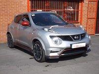 2013 NISSAN JUKE 1.6 DIG-T NISMO 5d AUTO 200 BHP £10489.00