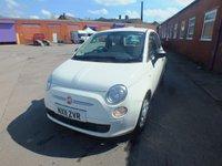 USED 2011 11 FIAT 500 1.2 POP 3d 69 BHP