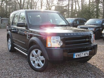 2007 LAND ROVER DISCOVERY 2.7 3 TDV6 GS 5d 188 BHP £7490.00