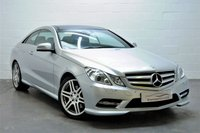 2012 MERCEDES-BENZ E CLASS 2.1 E220 CDI BLUEEFFICIENCY SPORT 2d AUTO 170 BHP £10395.00