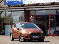 USED 2015 15 FORD FIESTA 1.0 ZETEC 5dr  ** Full Ford Service History **
