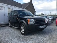 2005 LAND ROVER DISCOVERY 3 2.7 TDV6 5dr ( 188 bhp )