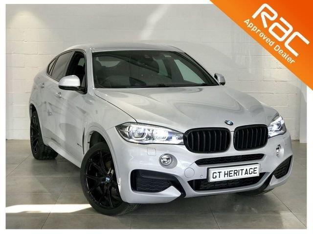 2016 65 BMW X6 XDRIVE40D M SPORT *INDIVIDUAL*