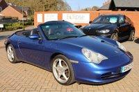 USED 2003 53 PORSCHE 911 3.6 CARRERA 4 TIPTRONIC S 2d AUTO 316 BHP