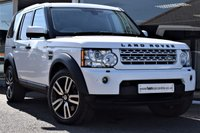2013 LAND ROVER DISCOVERY 4 3.0 4 SDV6 COMMERCIAL AUTO 255 BHP £22990.00