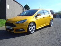 USED 2015 15 FORD FOCUS 2.0 ST-2 TDCI 5d 183 BHP