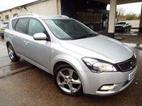 2010 KIA CEED 1.6 3 SW CRDI 5d AUTO 113 BHP £3495.00