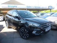 USED 2018 67 FORD KUGA 2.0 ST-LINE TDCI 5d 177 BHP