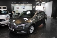 USED 2017 17 FORD FOCUS 1.0 ZETEC 5d 100 BHP