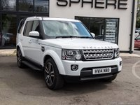 2014 LAND ROVER DISCOVERY 3.0 SDV6 HSE 5d AUTO 255 BHP £34690.00