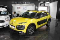 2015 CITROEN C4 CACTUS 1.6 BLUEHDI FLAIR 5d 98 BHP £8990.00
