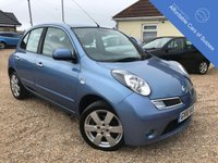 USED 2010 10 NISSAN MICRA 1.2 N-TEC 5d 80 BHP A good two lady owner example with below average mileage